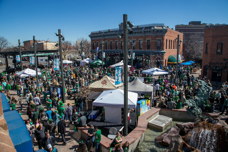 Old Town Irish Party Fort Collins Colorado events