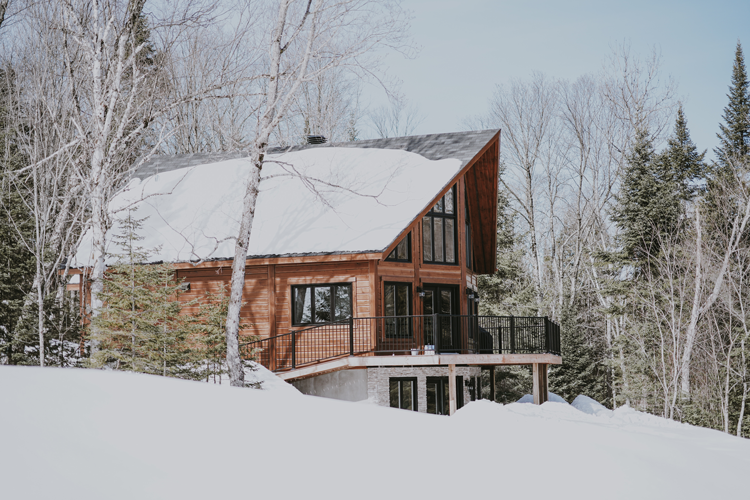 buying a home in Colorado in winter