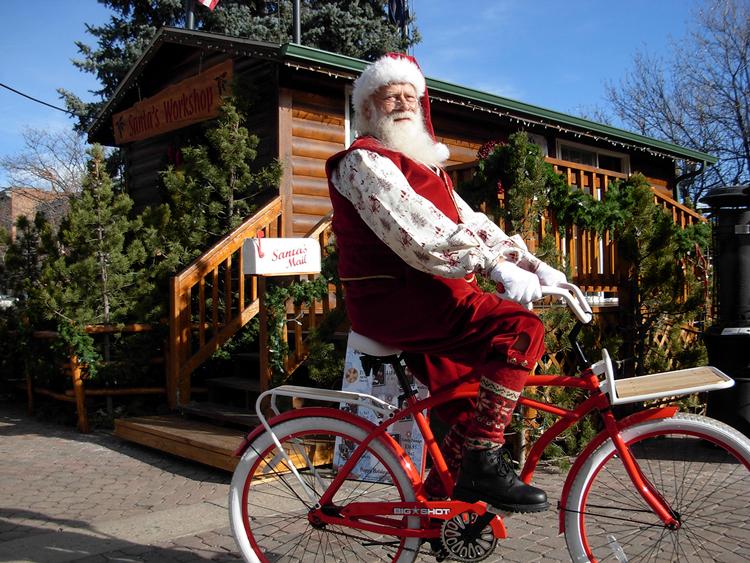 Santa's Workshop Fort Collins, CO