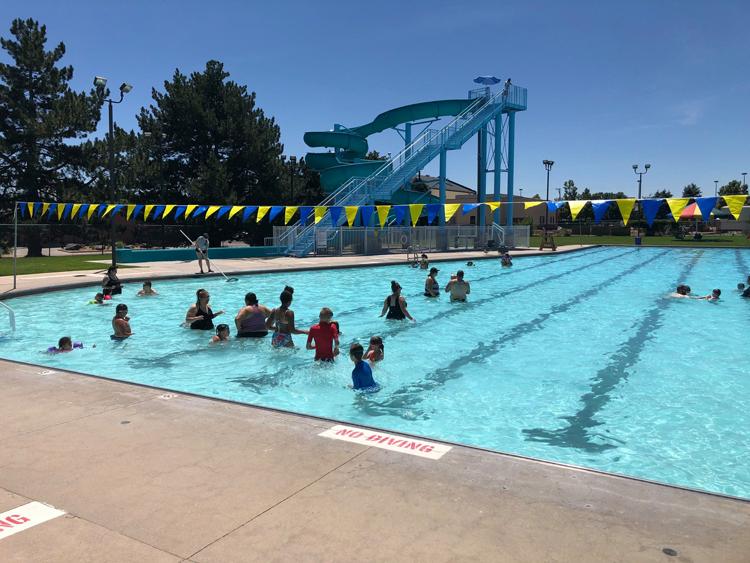 Centennial Pool Greeley, CO