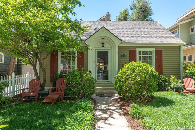 511 West Mountain Avenue, Fort Collins