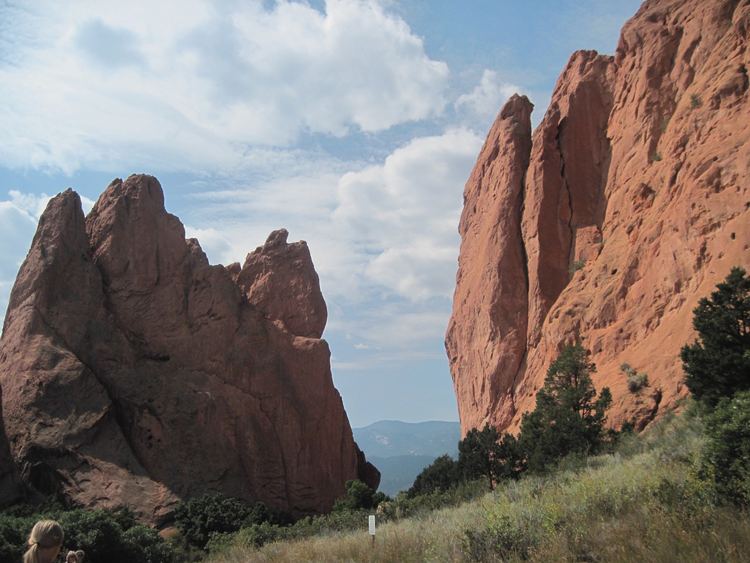 Colorado Road Trip | Garden of the Gods