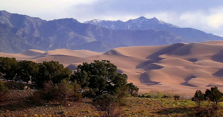 Colorado Road Trip | Great Sand Dunes National Park CO