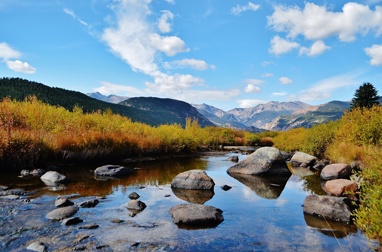 Colorado Road Trip | Rocky Mountain National Park