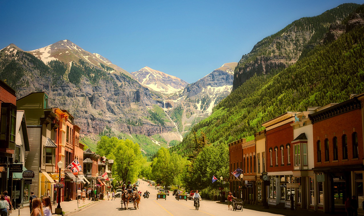 Colorado Road Trip | Telluride, CO