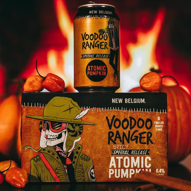 Voodoo Ranger New Belgium Brewing