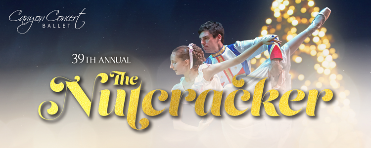 Canyon Concert Ballet Presents: 39th Annual The Nutcracker Fort Collins, CO