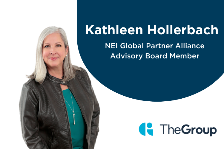 Kathleen Hollerbach The Group Real Estate Selected for the NEI Global Partner Alliance Advisory Board