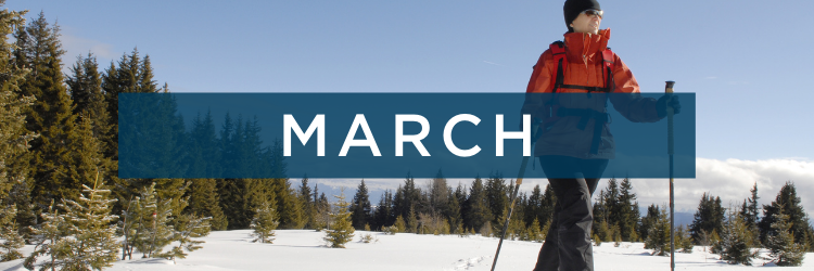 National Holidays for March