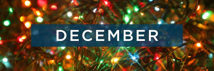 National Holidays for December
