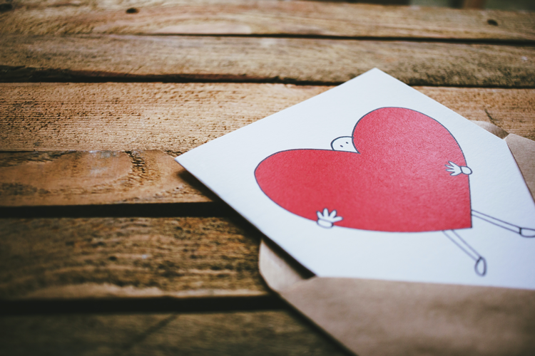 Loveland Valentine's Day Re-Mailing Program