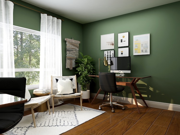 2021 Interior Design Trends | Office Space