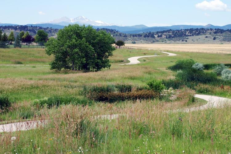 Loveland Recreation Trail Colorado