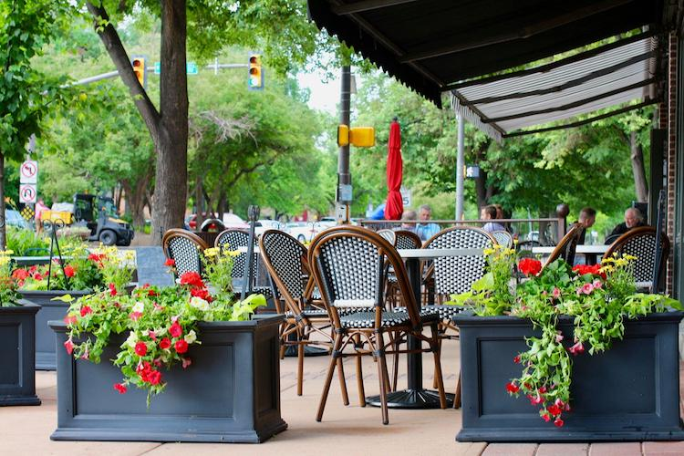 Ace Cafe | Best Outdoor Patios in Fort Collins, CO
