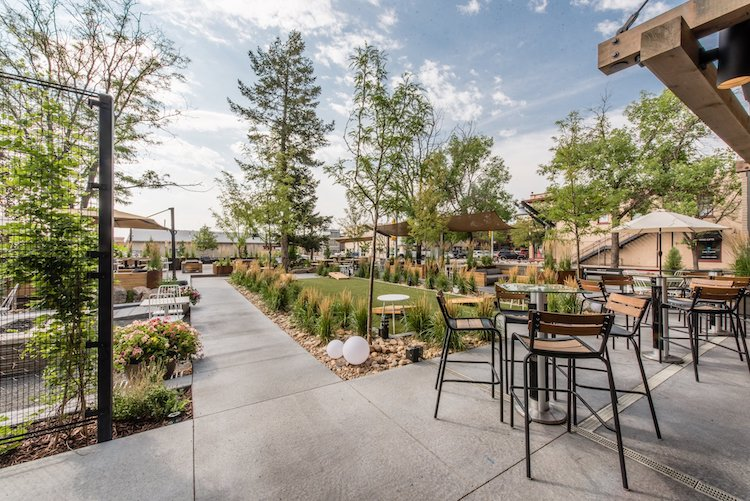 Union Bar & Soda Fountain | Best Outdoor Patios in Fort Collins, CO