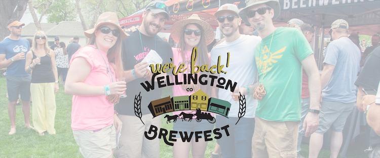 Wellington Brewfest Wellington, CO