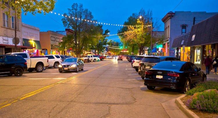 Night on the Town Loveland, CO