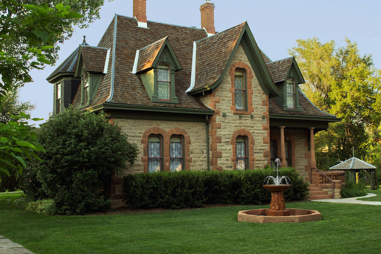 The 1879 Avery House Fort Collins, CO