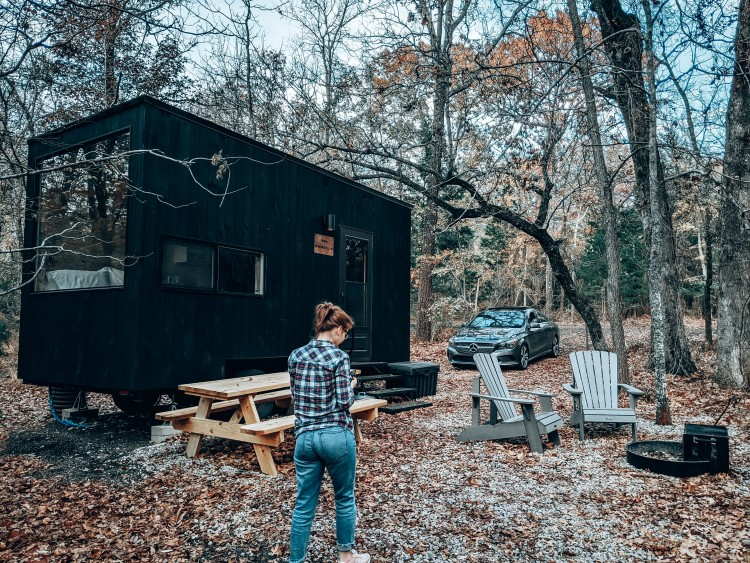 Glamping in Northern Colorado