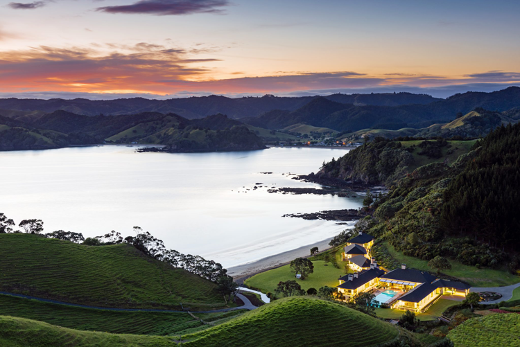 Helena Bay Resort | Helena Bay, New Zealand