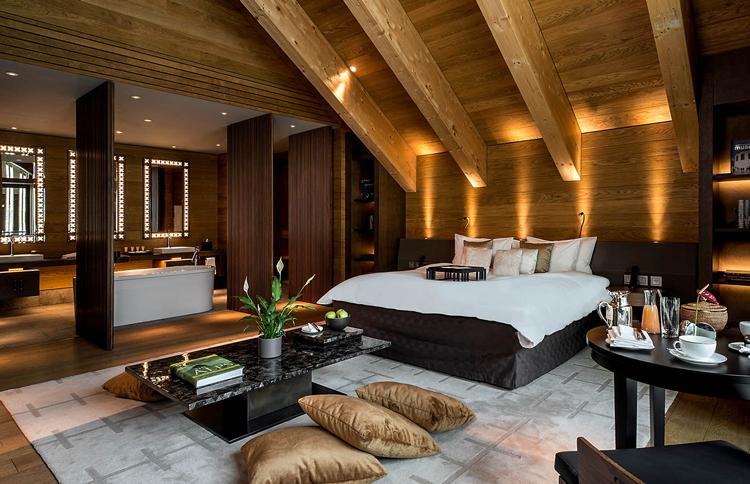 Chedi Andermatt | Swiss Alps