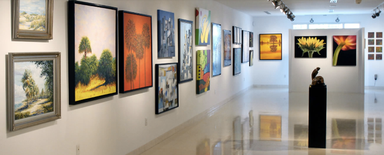 Art Galleries in South Florida