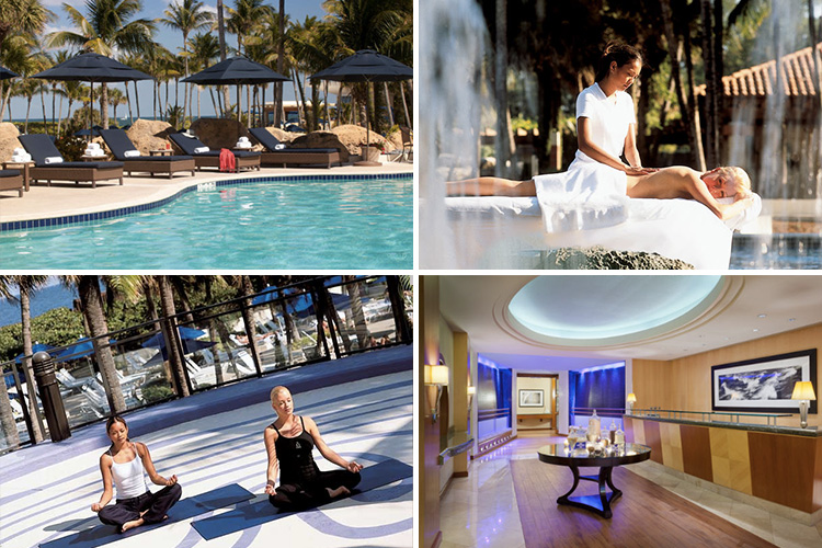 Top Luxury Spas in Fort Lauderdale | Fort Lauderdale Marriott Harbor Beach Resort