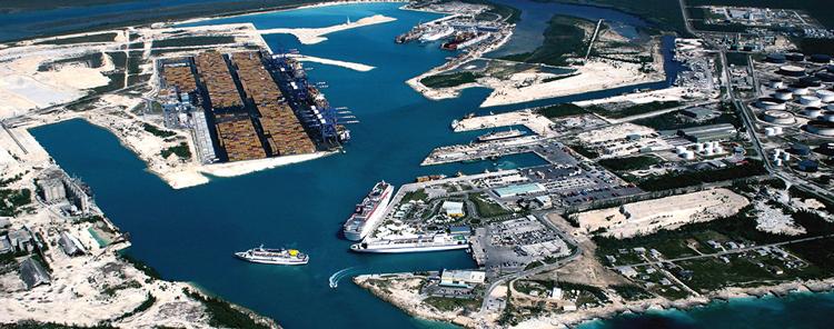 Bradford Marine Freeport, Bahamas