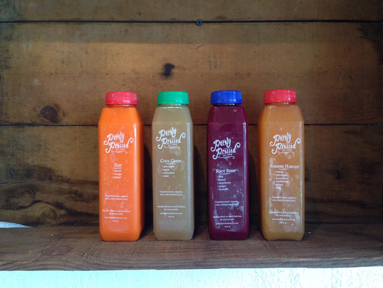 Purely Pressed Juice Fort Lauderdale, FL