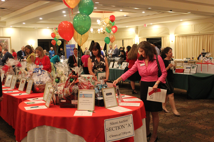 Boca Chamber's 36th Annual Holiday Auction