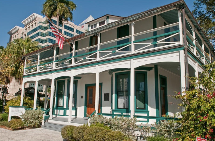 Historic Stranahan House Museum, Fort Lauderdale, FL