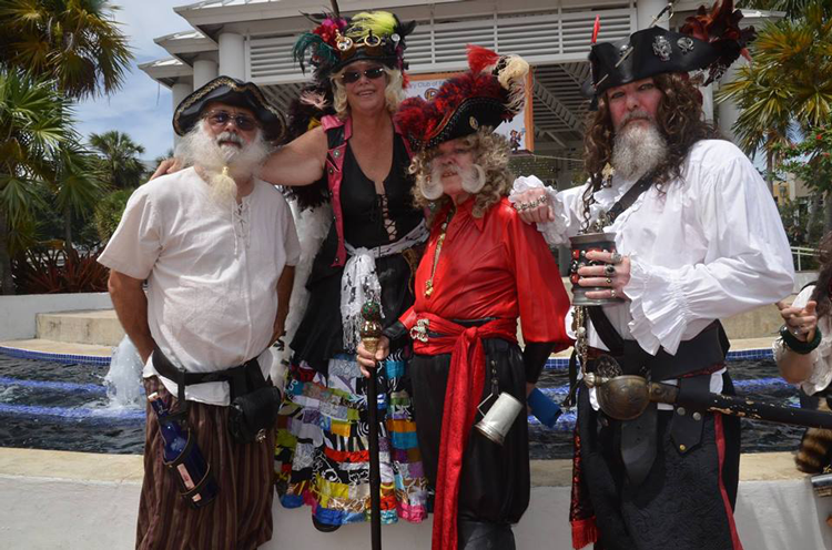 The Pirate Festival Fort Lauderdale, FL