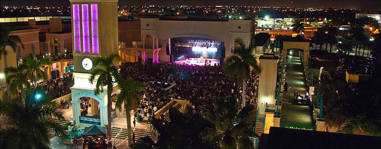 Memorial Day Concert at Mizner Park