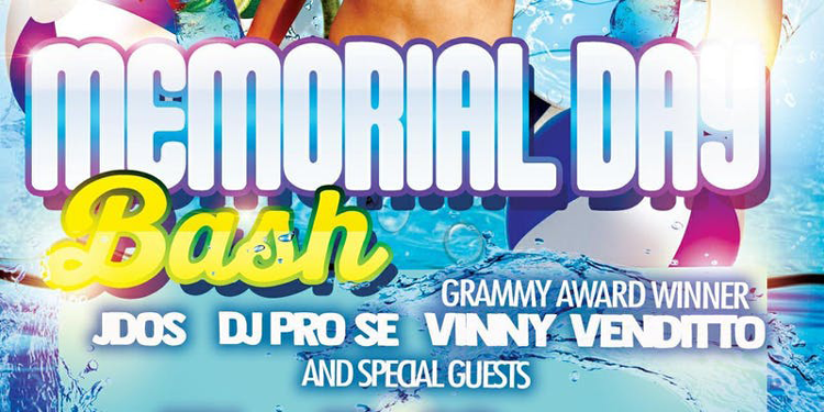 Memorial Day Beach Bash Hilton Fort Lauderdale, FL