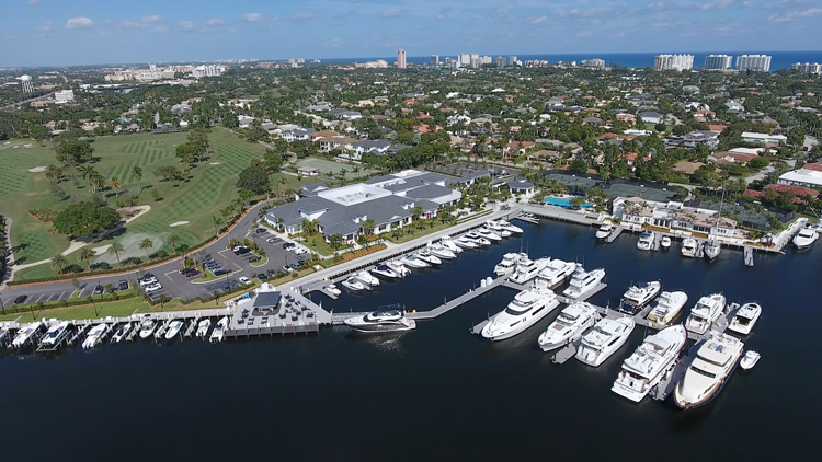 Royal Palm Yacht & Country Club Boca Raton, FL