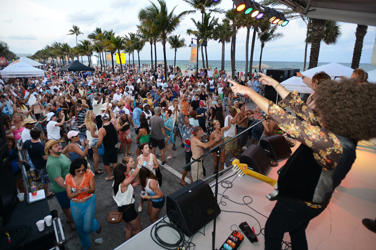 Great American Beach Party Fort Lauderdale, FL