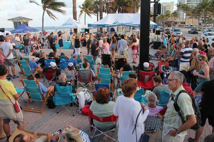 Friday Night Sound Waves Fort Lauderdale, FL