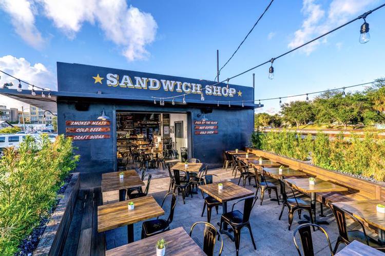 Henry's Sandwich Station Fort Lauderdale, FL