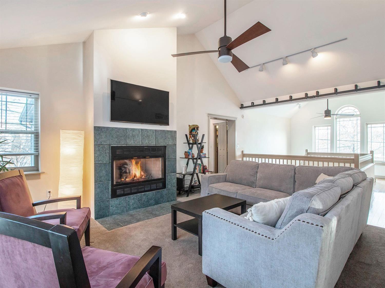 1329 N. Main Street - Fireplace