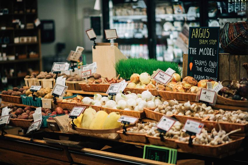 Ann Arbor Local Produce
