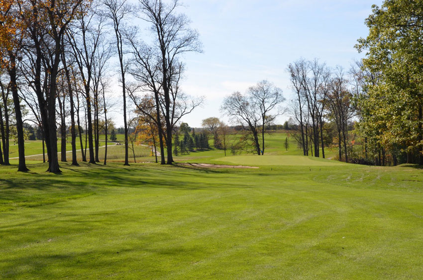 Golf courses Ann Arbor, Michigan