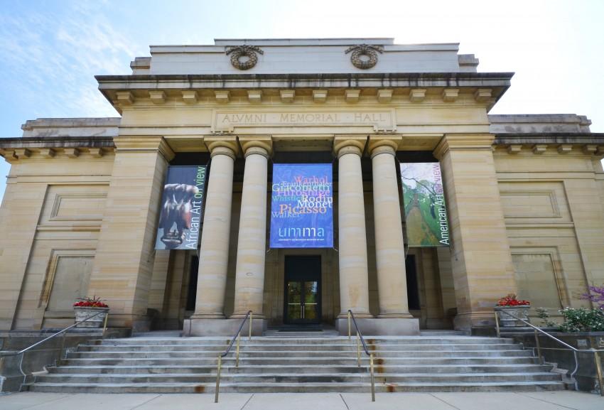 U of M Museum of Art Ann Arbor