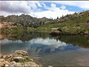 Booth lake