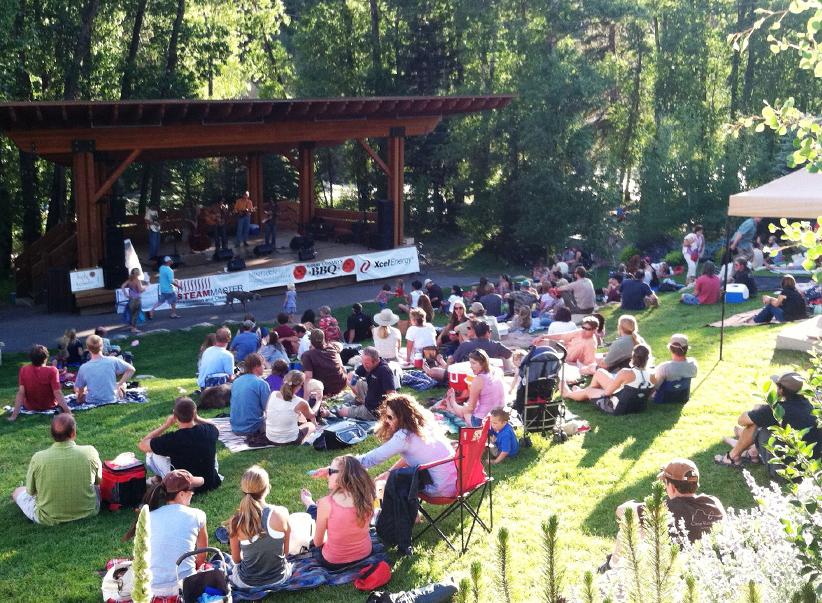 Minturn summer concerts