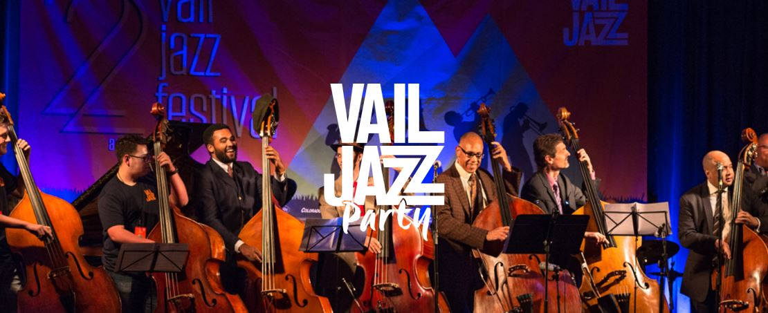 vail jazz party