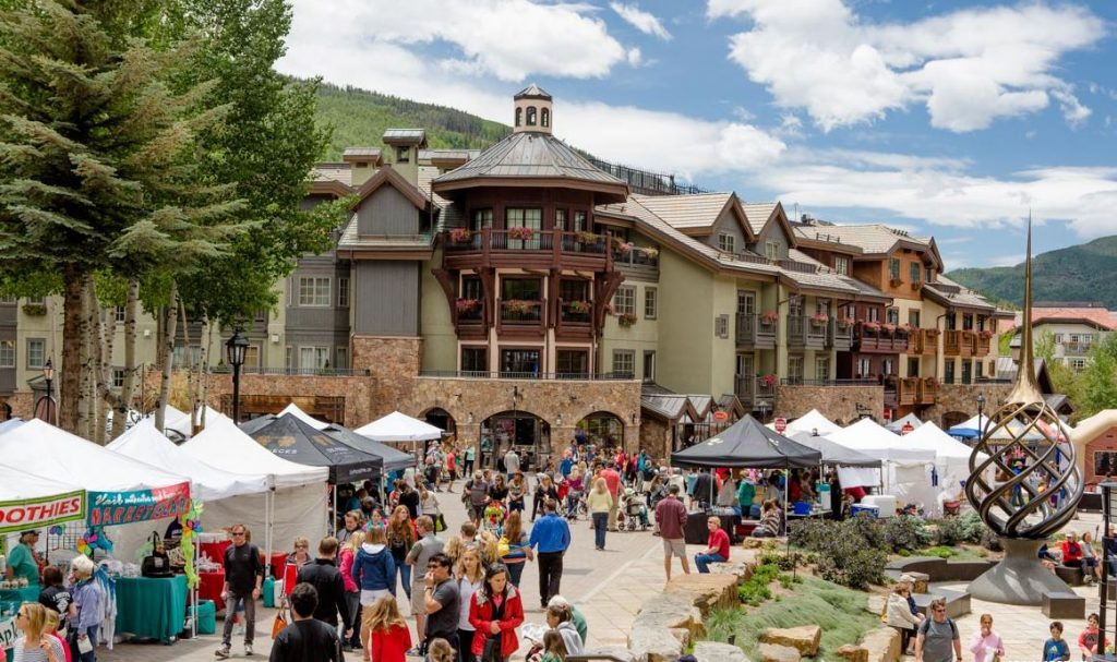 Vail Farmers Market Labor Day Weekend