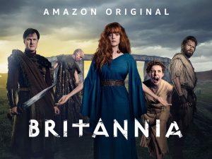 Britannia on Amazon Prime