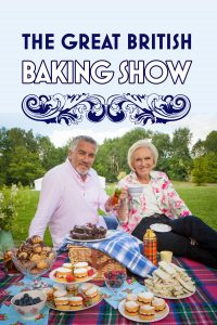 The Great British Baking Show on Netflix