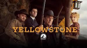 Yellowstone on Amazon Prime