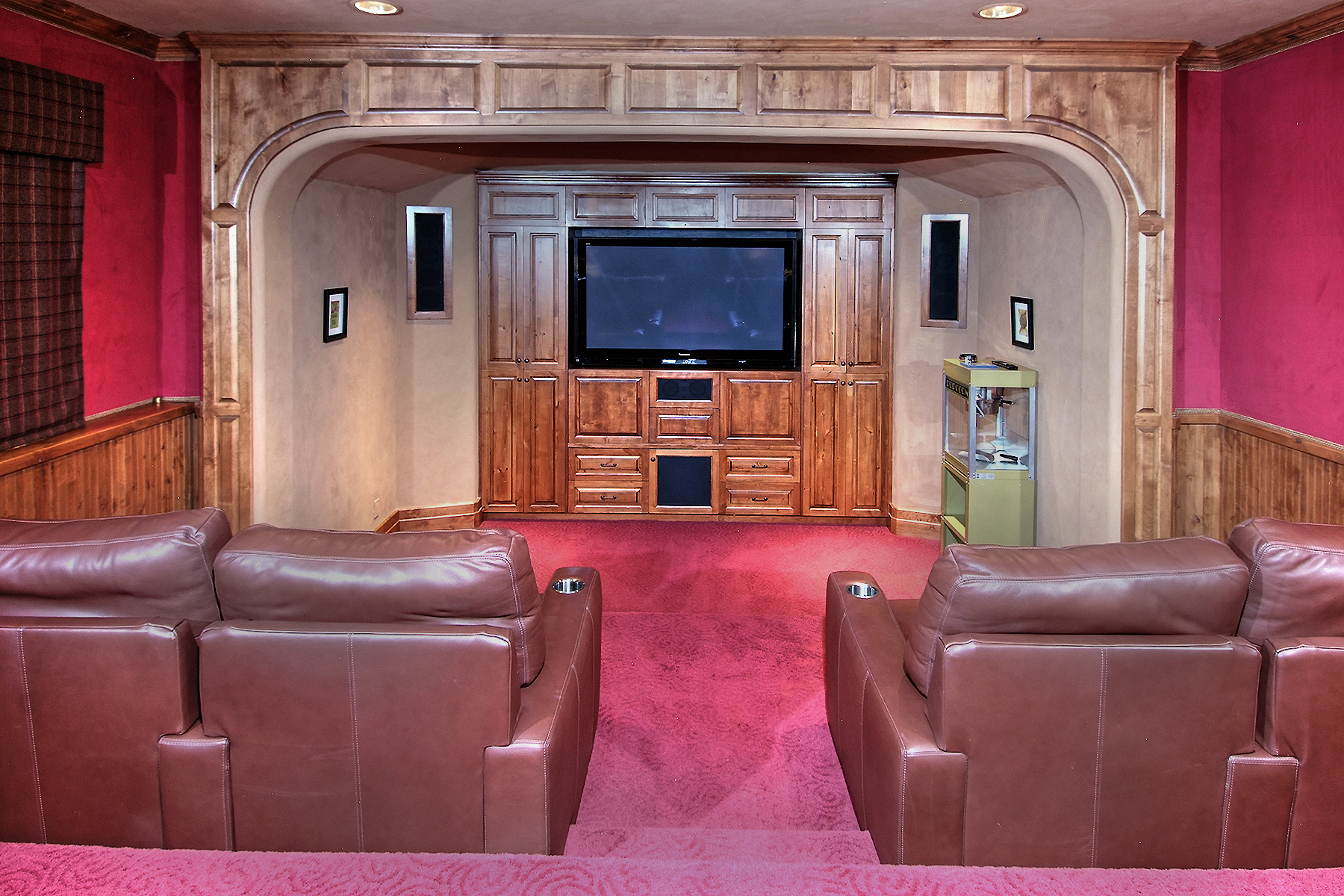 201 Borders Road Home Theater